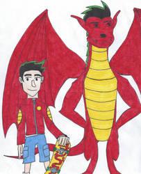 Dragon Up! by Powalski13