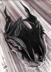 Batman Markers after Alex Ross by Alex Bodnar by Taurine75