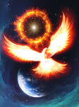 Holy Spirit - God Of Conduction by Mike-Uriel