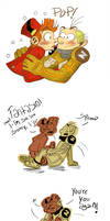 Spirou et Fantasio summthing