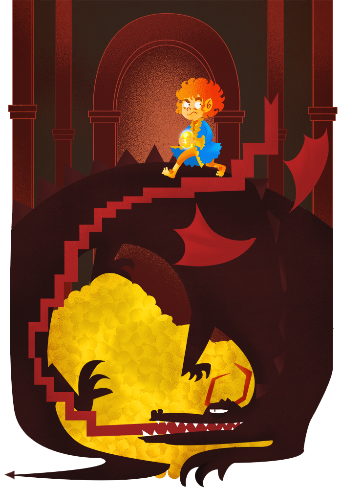 Into the Dragon's den by MariChan27