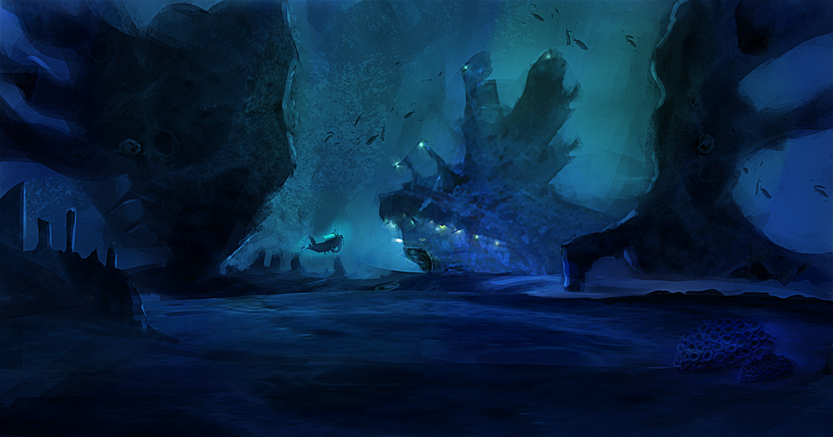 deep_sea by flockenpracht