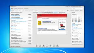 MetroMail - Mail UI by clindhartsen
