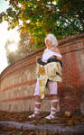 M A G I - Sword master by KiraMinami