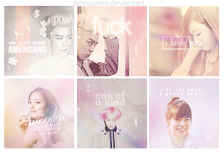 top icons by biooqueen