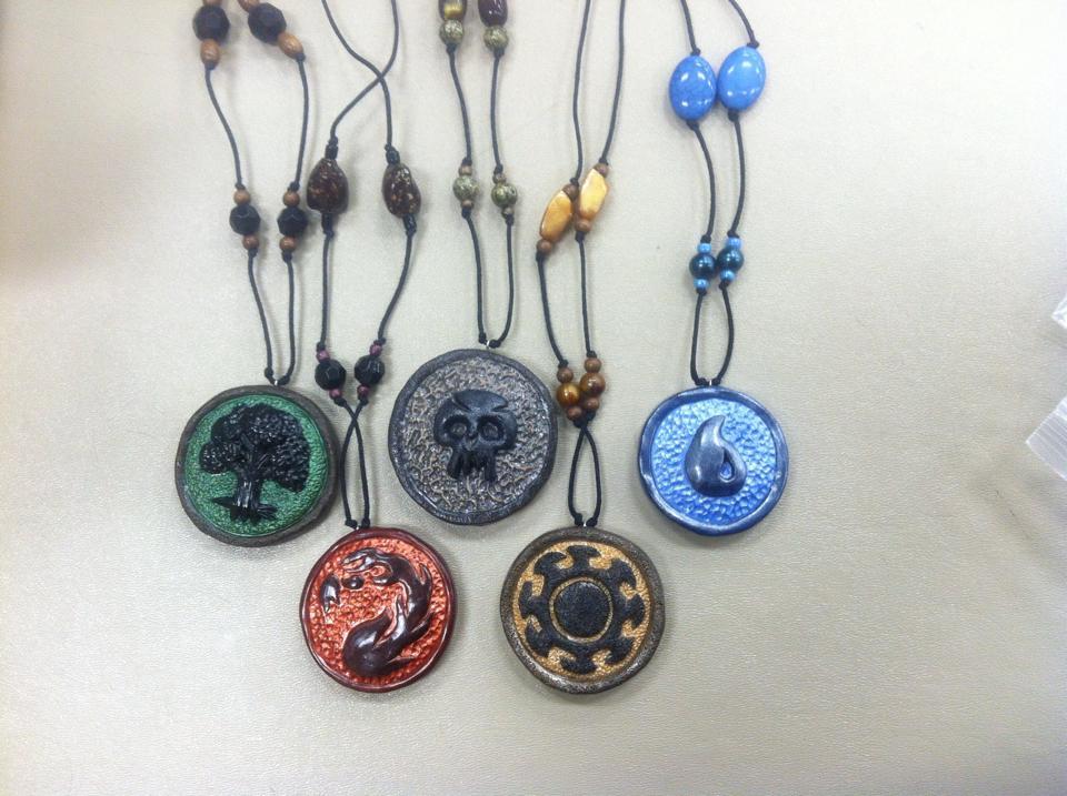 Magic The Gathering Inspired Man Symbols By Littlebachman On Deviantart