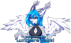 Welcome To Lunmera Labs by PUNX-Simon