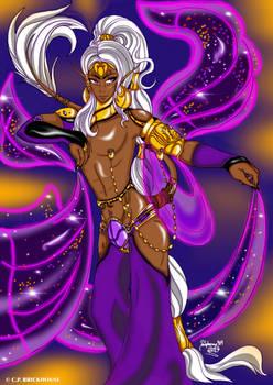 Zadkiel, Celestial Dancer