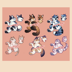 $6 USD Furry Adopts - 2/6 OPEN!