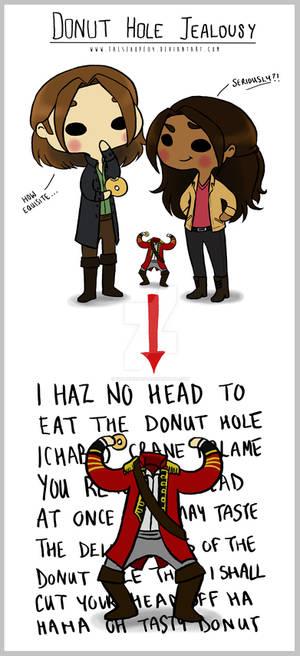 Donut Hole Jealousy