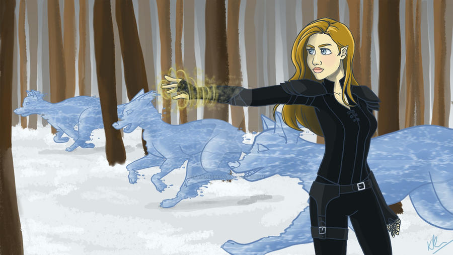 Feyre's Waterwolves by FalseHope04