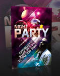 Party Flyer -PSD-