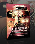 STORMY PARTY FLYER -PSD-