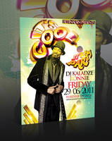 Cool Party Flyer -PSD- by retinathemes