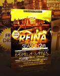 Reina Club Flyer -PSD-