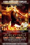FloorSkillz Dance Flyer -PSD-