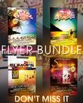 SUMMER FLYER BUNDLE - 4IN1