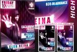PSD Amazing Nightclub Flyer