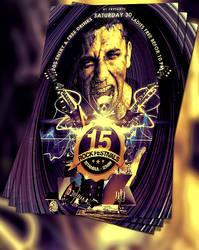 PSD Rock Festival Flyer by retinathemes