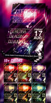 PSD Party Flyer -UPDATED-