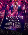 PSD Takeover Flyer