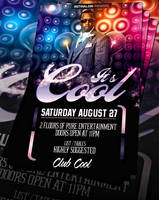 PSD Cool Flyer by retinathemes