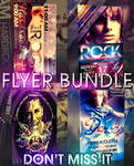 PSD Bestrock Flyer Pack