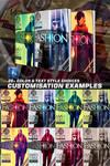 PSD Magazine Cover Template