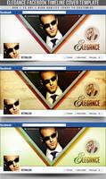 PSD Elegance Facebook Timeline Covers