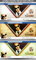 PSD Elegance Facebook Timeline Covers by retinathemes