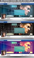 PSD Multipurpose Facebook Timeline Cover