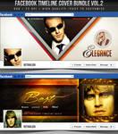PSD Facebook Timeline Cover Bundle Vol.2