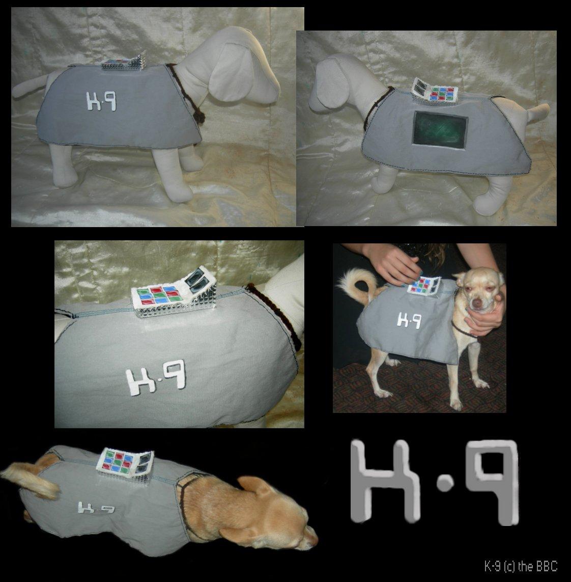 K9 dog costume by RJDaae