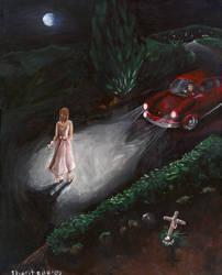 The Hitchhiker by RJDaae