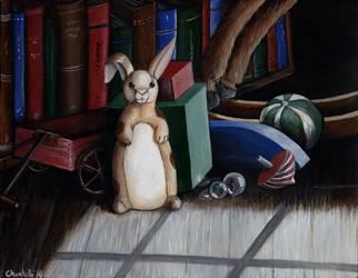 The Velveteen Rabbit by RJDaae