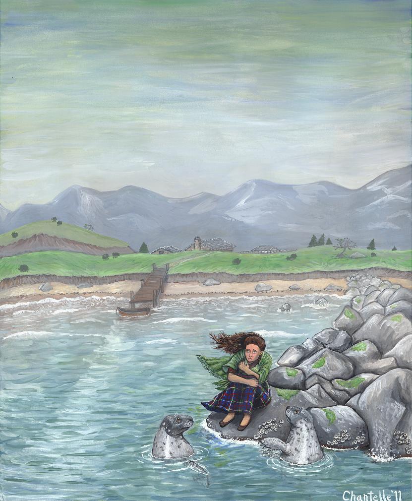 The Selkie Wife by RJDaae