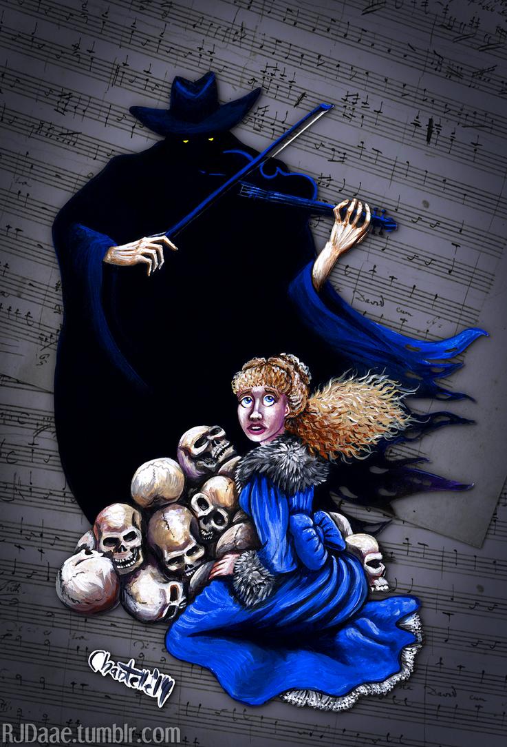 le violon du mort by RJDaae
