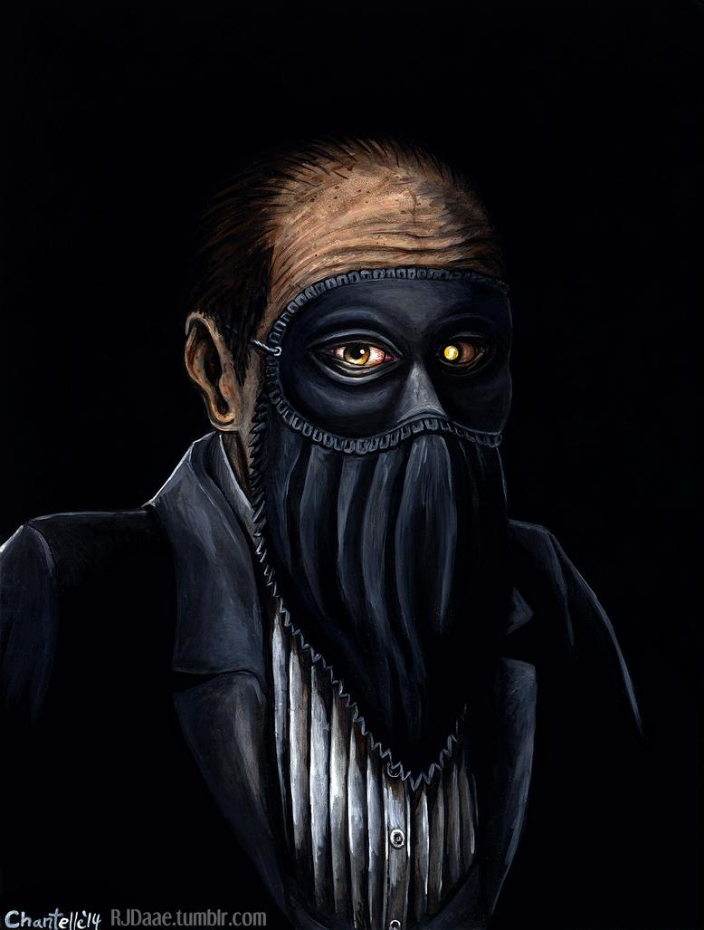 Mask by RJDaae