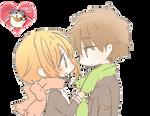 Render Sakura y Shaoran