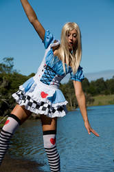 Dont Fall in Alice