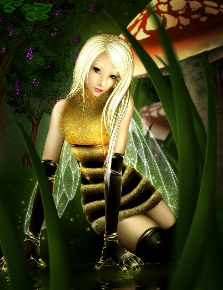 I Saw a Fairy by ErisForan