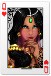 Card Commission - Fatima by ErisForan