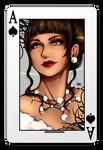 Card Commission - Bianca by ErisForan