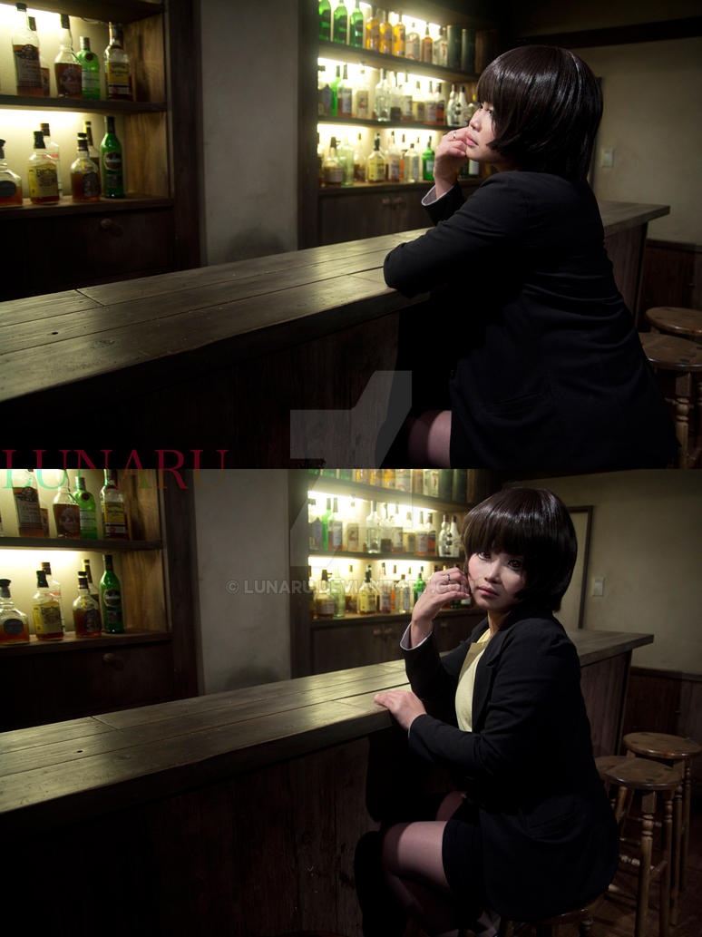 PSYCHO-PASS: Have a drink by LUNARU