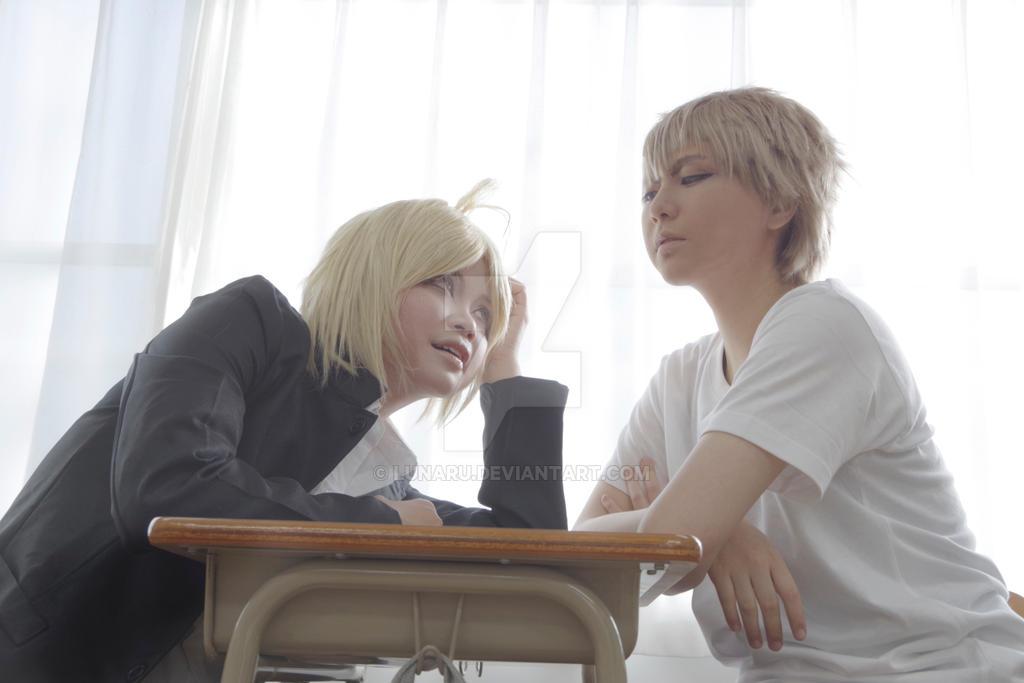 19 DAYS - Highschool by LUNARU