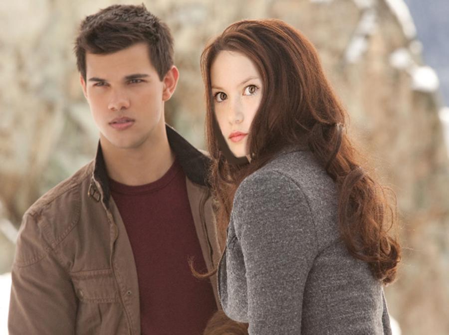 Renesmee Carlie Cullen and Jacob Black... Teen by ... Renesmee Cullen And Jacob Black Together