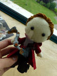 Chibi Star Lord with prosthetic leg