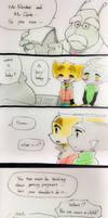 Leo comic [Chimera]