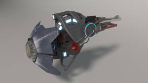 Combine Scanner High Poly