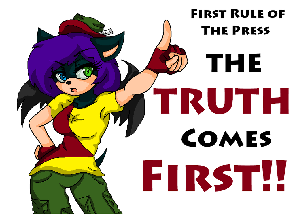 Becky the truth comes first by FireCats3
